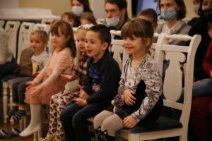 «Театральный музей – детям»